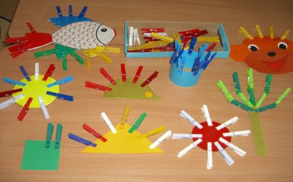 Дидактические игры для детей 2-3 лет в детском саду своими руками